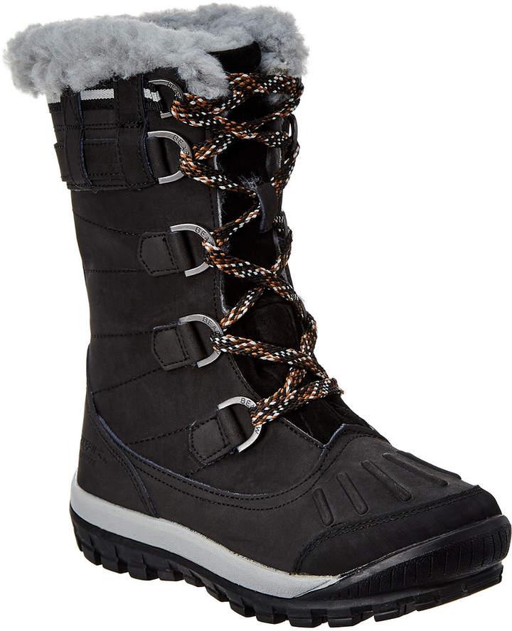 BearPaw Desdemona Waterproof Suede Boot