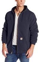 Carhartt Men's Big & Tall Rutland Thermal-Lined Hooded Zip-Front Sweatshirt