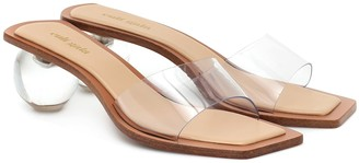 Cult Gaia Exclusive to Mytheresa Tao PVC sandals