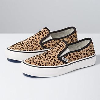 Vans Mini Leopard Slip-On SF