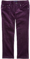 Ralph Lauren Stretch Cotton Velveteen Pant