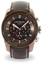 Locman Men's Watch 450BNBNFWRNPST