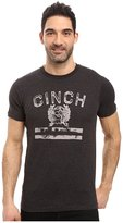 Cinch Men's Logo Screen Print T-Shirt