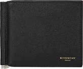 Givenchy Men's Eros Money Clip Billfold-BLACK