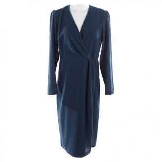 SET Blue Cotton Dress for Women