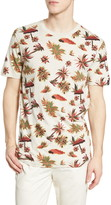 Scotch & Soda Regular Fit Floral Print Tee