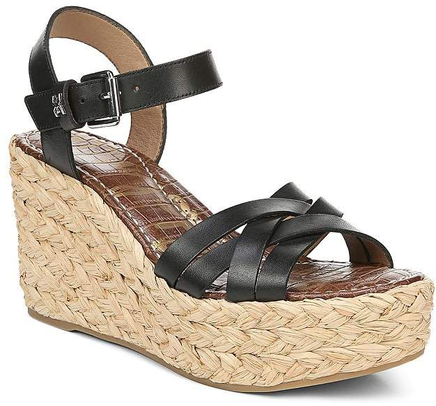 342b2866340 Women's Darline Espadrille Wedge Heel Platform Sandals