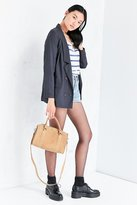 Urban Outfitters Audrey Suede Duffle Bag