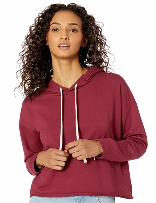 Isabella Collection The Drop Women's Long-Sleeve Supersoft Stretch Hoodie