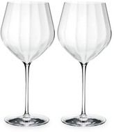 Waterford Set of Two Elegance Optic Cabernet Sauvignon Wine Glasses
