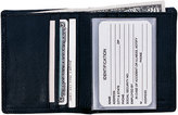 Royce Leather Men's Two-Fold Wallet 102-5
