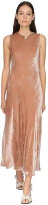 Sies Marjan Sleeveless Velvet Cord Dress