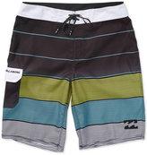 Billabong Men's All Day OG Stripe Swim Trunks