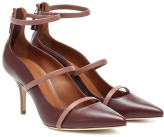 Malone Souliers Robyn 70 leather pumps
