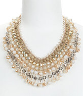 Natasha Accessories Natural State Beaded Necklace