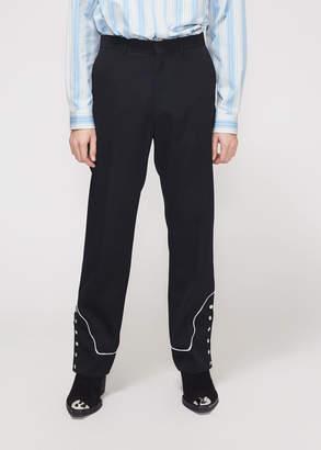 Calvin Klein Embroidered Trouser