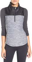 The North Face Women's 'Pseudio' Half-Zip Quilted Vest