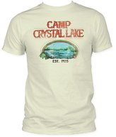 Friday The 13th - Camp Crystal Lake Soft T-Shirt - 2X-Large