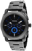 Fossil Machine Chronograph FS4931 Men's Stainless Steel Analog Watch Chronograph