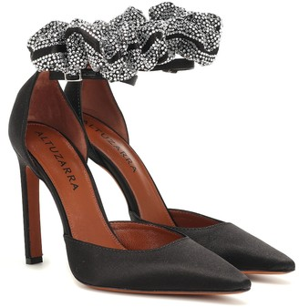 Altuzarra George satin pumps