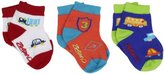Zutano Baby-Boys Infant Three Pack An...