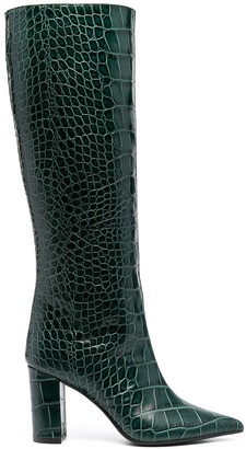 Giuliano Galiano Serena pointed boots