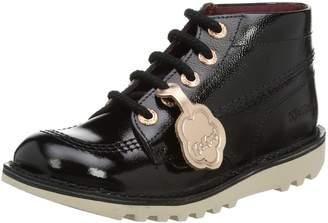 Kickers Girls' Kick Hi Ankle Boots