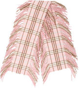 Burberry House Check Happy Scarf