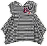 Jessica Simpson Big Girls 7-16 Nadja Striped Applique Tunic