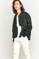 Cheap Monday Black Bomber Jacket