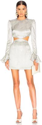 ATOIR Better In Time Dress in Silver | FWRD