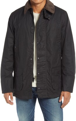 Schott NYC Countrymen Waxed Cotton Jacket