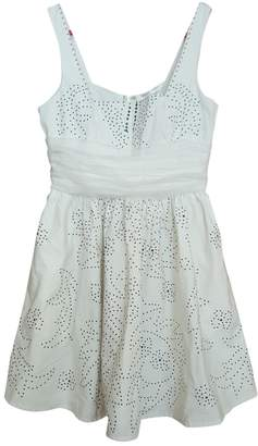 Kate Moss For Topshop \N White Cotton Dresses