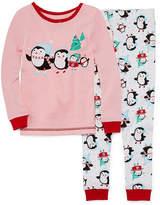 Asstd National Brand Pajama Set Girls