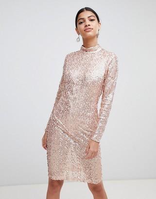 AX Paris Sequin Bodycon Dress