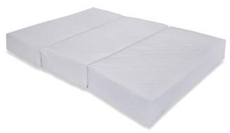 "Callahan Folding Portable 2"" Rectangular Crib Mattress Alwyn Home"