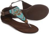 Muk Luks Zena Sandals (For Women)