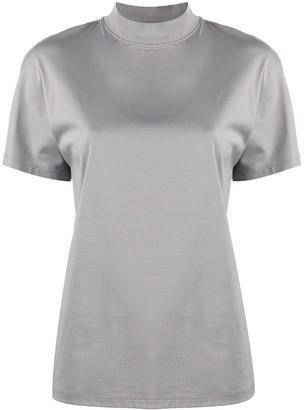 MACKINTOSH Ardross mock neck T-shirt