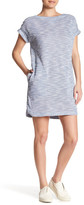 Max Studio Woven T-Shirt Dress