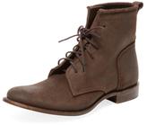 Vintage Shoe Company Hugo Suede Ankle Boot