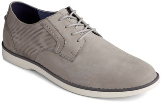 Sperry Newman Suede Perforated Casual Oxford