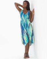 Soma Intimates Scarf Hem Midi Dress