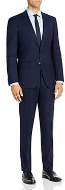 BOSS Huge/Genius Tonal Plaid Slim Fit Suit