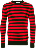 Givenchy striped knitted sweater