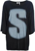 Sonia Rykiel Sonia By s print t-shirt