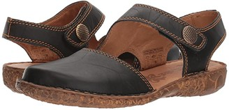 Josef Seibel Rosalie 27 (Black) Women's Sandals
