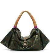 Xaa - camouflage tote bag - women - Leather/Nylon - One Size