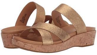Kork-Ease Camellia (Black) Women's Dress Sandals