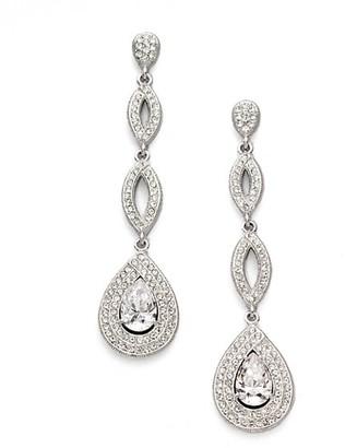 Adriana Orsini Cubic Zirconia Drop Earrings