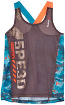 Reebok Girls' Global Speed Tank